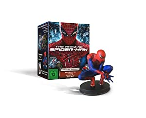 The Amazing Spider-Man (3D 2-Disc Figuren-Box-Set, Steelbook, inklusive Comic, exklusiv bei Amazon.de) [Blu-ray 3D]