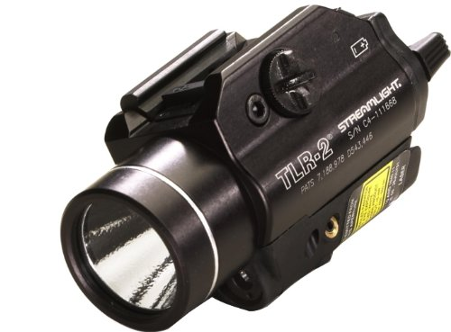 Strmlght Tlr-2 Tac Light/Laser Blk