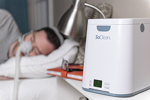 soclean 2 cpap cleaner and sanitizing machine with fisher paykel
