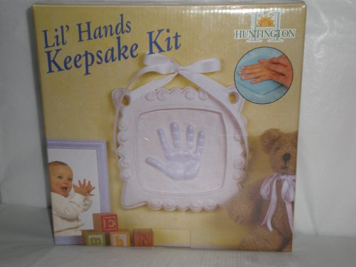 Lil Hands Keepsake Kit, Pink or Blue - 1
