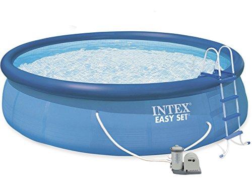 Zusammenbaubarer Pool 549x107 cm. Intex 56417