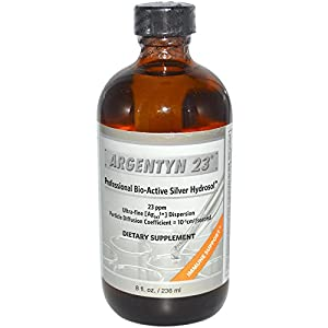 Allergy Research Group Natural-Immunogenic - Argentyn 23, 8 oz, 240 ml