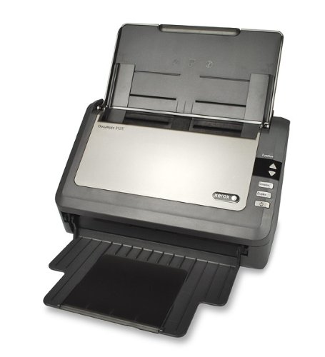 41k04xlI1xL. SL500  Xerox XDM31255M WU DocuMate 3125 Color Sheetfed Scanner for Documents and Plastic Cards converting them to Digital Files, 25ppm and 44ipm with One Touch Technology