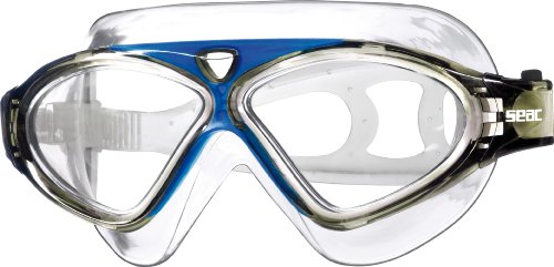 SEAC Unisex Schwimmbrille VISION HD