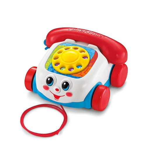 Fisherprice Chatter Telephone front-658133