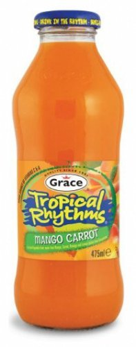 Grace Tropical Rhythms Mango Carrot 17 Fl. Oz