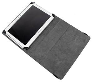 etui noir duragadget pour tablette tactile carrefour ct1020w et touch tablet 8gb ct 1010w. Black Bedroom Furniture Sets. Home Design Ideas