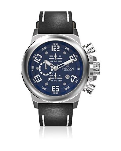 Timecode Orologio al Quarzo Everest 1953 Nero 48 mm