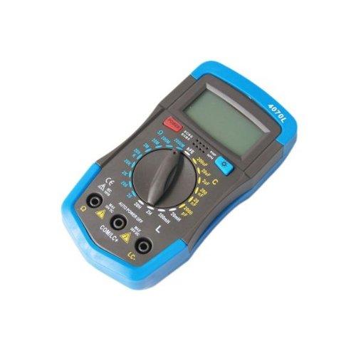 Hiyadeal LCR, RCL Inductance, Capacitance, Resistance Meter
