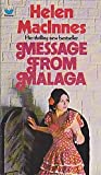 Message from Malaga (000612982X) by MacInnes, Helen