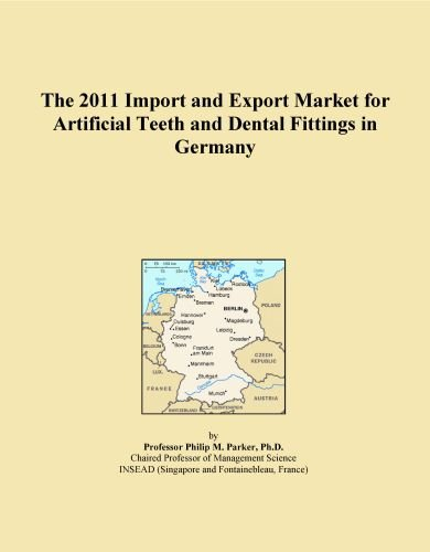 The 2011 Import and Export Market for Artificial Teeth and Dental Fittings in Germany
