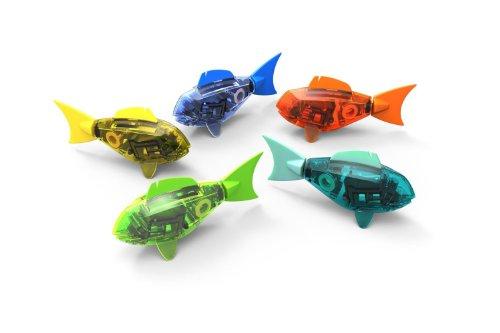 HEXBUG Aquabot Single Pack: Yellow Clownfish - 1