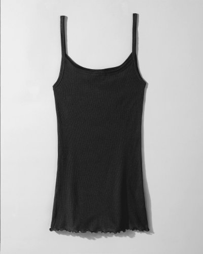 Lightweight Tunic-Length Layering Tank by Newport News