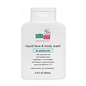 Sebamed Face and Body Wash, 6.8 Fluid Ounce Bottle