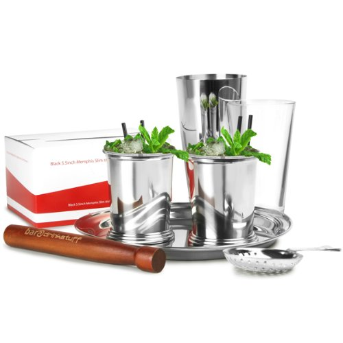 Professional Mint Julep Cocktail Set | Pro Cocktail