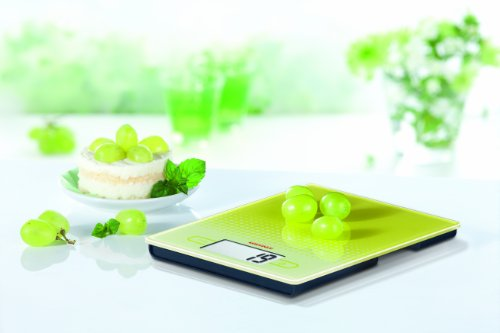 Soehnle 0866204 City Balance Plastique/Verre Vert 170 x 230 x 30 cm