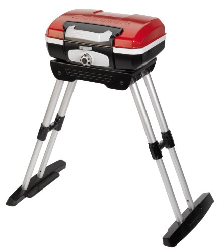 Learn More About Cuisinart CGG-180 Petit Gourmet Portable Gas Grill with VersaStand