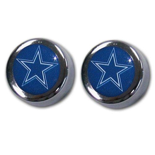 Amazon.com: NFL Dallas Cowboys License Plate Screw Cap