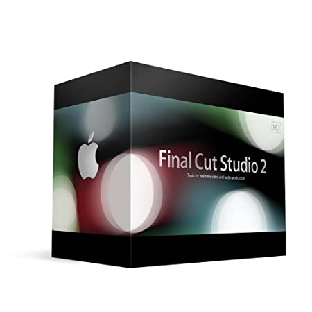 Apple Final Cut Studio 2 - Old Version