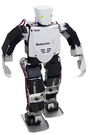 二足歩行ロボットキット Robovie-X