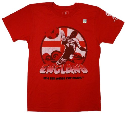 2014 Fifa World Cup: 2014 Fifa World Cup England T-Shirt 13FIFA6985