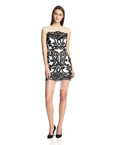Julia Jordan Women's Tulle Soutache Dress