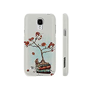Samsung Galaxy S4 mini Building Foundation designer mobile hard shell case by Enthopia