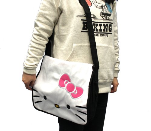 Hello Kitty Messenger / School / Diaper Bag : Face