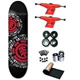 Element Dispersion 7.62 Deck Skateboard Complete