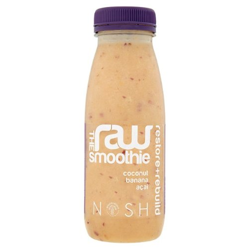 The Raw Smoothie - Restore & Rebuild 3x250ml