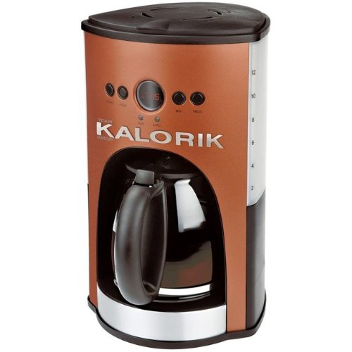 Team Kalorik CM27TAZ Kaffeemaschine Finition AZTEC 1000 W