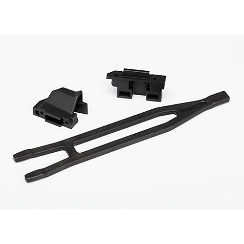 Traxxas TRA7426 Front & Rear Battery Hold Down: 1/10 Rally VXL