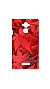 Red Leaves Stylish Mobile Case/Cover For Coolpad Note 3