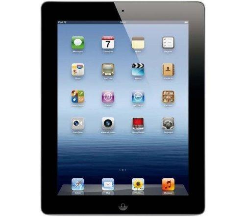 APPLE iPad with Retina display - 4th generation - WiFi - 32 GB - black - NEW iOS 6, 9.7