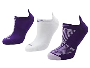 Nike Women's Dri-Fit Graphic Lightweight No Show Socks
