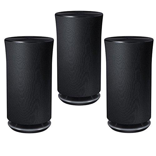 Samsung 3-Pack Radiant 360 R5 Wi-Fi Bluetooth Wireless Multi-Room 2-Way Streaming Speakers