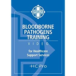 Bloodborne Pathogens Training Video for Healthcare Support Services