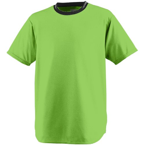 Augusta Sportswear Men's Wicking Crewneck Jersey. 248