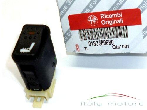 Original Alfa Romeo 147 Schalter Sitzheizung