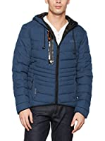 GEOGRAPHICAL NORWAY Abrigo Corto (Azul)