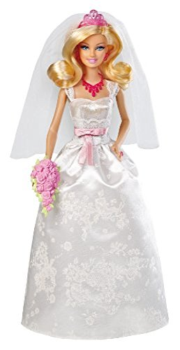 Barbie Wedding Barbie X9444 doll mascot figure girl fashion kids online kaufen