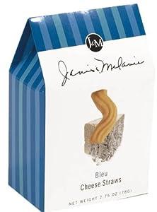 J & M Foods Cheese Straws -Bleu 2.5oz(Pack of 12)