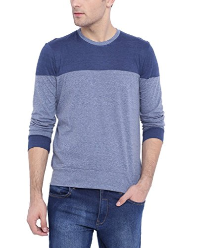 Campus-Sutra-Men-Round-Neck-Full-Sleeve-T-Shirt