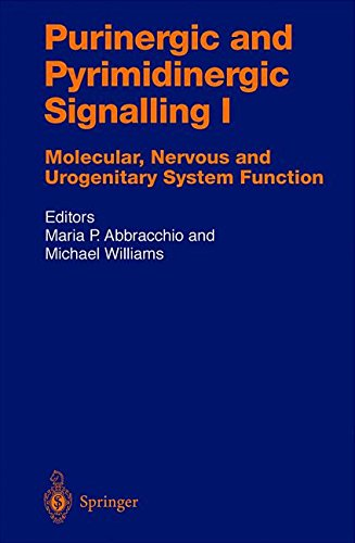Purinergic and Pyrimidinergic Signalling: Molecular, Nervous and Urogenitary System Function (Handbook of Experimental P