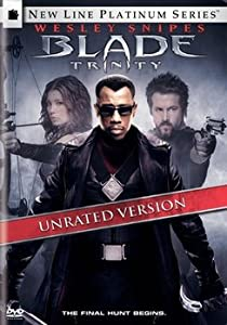 Blade: Trinity (Widescreen Theatrical Edition)