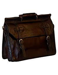 Scully Classic Leather Luggage Collection Roma - Brown