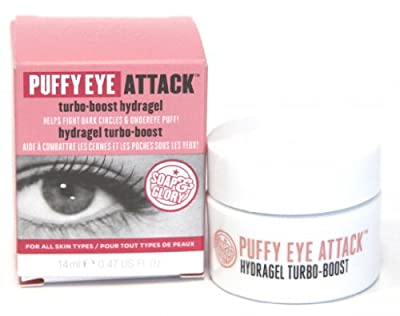 Soap And Glory Puffy Eye Attack Helps Fight Dark Circles & Undereye Puff 14ml