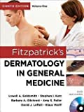 img - for M.D. Lowell A. Goldsmith: Fitzpatrick's Dermatology in General Medicine, Eighth Edition, 2 Volume Set (Hardcover - Revised Ed.); 2012 Edition book / textbook / text book