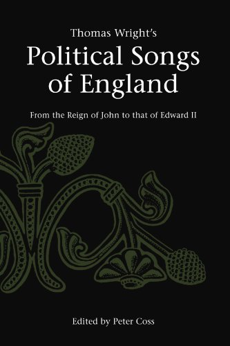 Thomas Wright's Political Songs of England: From the...