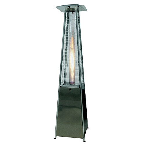 Palm-Springs-Pyramid-Quartz-Glass-Tube-Flame-Patio-Heater-Stainless-Steel